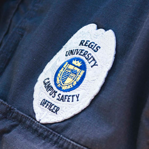 campus safety officer shirt