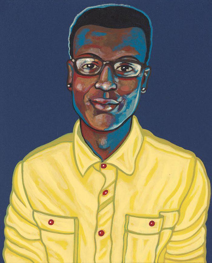 Elijah McClain portrait