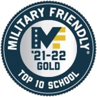 Top 10 Military FriendlyⓇ Rating 2021