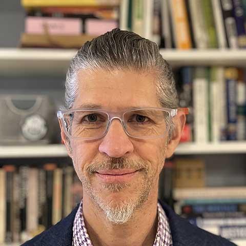 Eric Fretz department chair