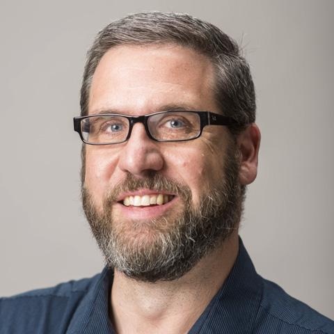 Mike Ghedotti, Ph.D.