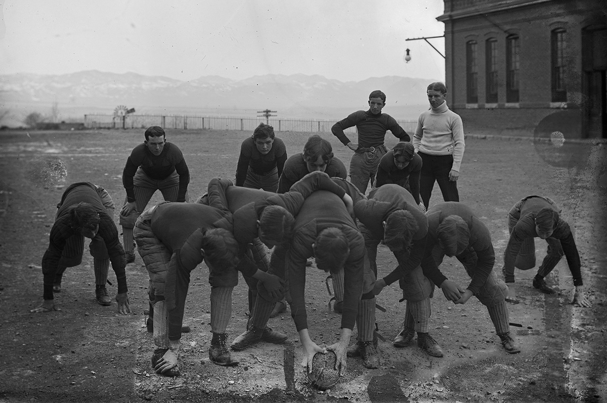 historic regis football team