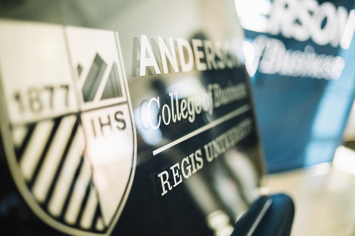 anderson college logo