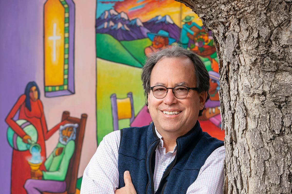 Tepeyac Garcia exemplifies Regis' Jesuit values